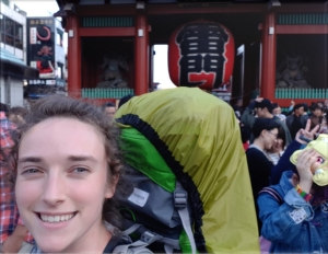 backpack japan